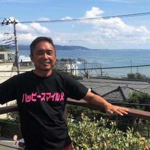 [NEW] 2018 HappySmile ボックスTシャツ (ユニセックス)